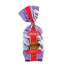 Aliança Amêndoa com chocolate ao leite 180g