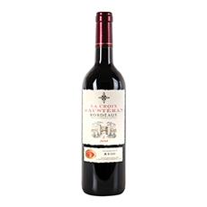 Vinho Francês LA CROIX D'AUSTÉRAN Bordeaux 750ml