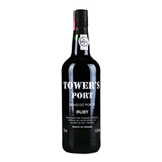 Vinho do Porto TOWER'S PORT 750ml